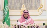 """عاجل   بث مباشر … مقابلة مع ولي العهد السعودي الأمير محمد بن سلمان بمناسبة مرور 5 أعوام على إطلاق """"رؤية السعودية 2030"""""""