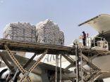 ثاني طائرات الجسر الجوي السعودي تصل السودان