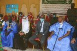 مركز الملك سلمان للإغاثة يدشن مشروع توزيع السلال الغذائية الرمضانية في موريتانيا