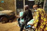 مركز الملك سلمان للإغاثة يدشن مشروع توزيع السلال الغذائية الرمضانية في جمهورية مالي