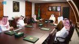 سمو أمير الشرقية يستقبل مدير عام فرع وزارة البيئة والمياه والزراعة