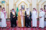 سمو الأمير فيصل بن مشعل يكرم مدير ومنسوبي مكافحة المخدرات بالقصيم