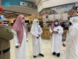 هيئة الأمر بالمعروف بتبوك تنفذ خطة ميدانية وتوعوية خلال شهر رمضان