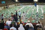مركز الملك سلمان للإغاثة يدشن مشروع توزيع السلال الغذائية الرمضانية في جمهورية بنين