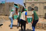 مركز الملك سلمان للإغاثة يواصل توزيع السلال الغذائية الرمضانية في مأرب
