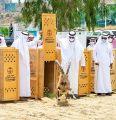 سمو أمير الباحة يرعى عملية إطلاق 20 وعلاً جبلياً بالمنتزه الوطني ببلجرشي