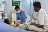 بدعم من مركز الملك سلمان للإغاثة.. مركز الجعدة الصحي يقدم خدماته لـ 1,677 مستفيدا خلال أسبوع