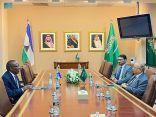 المملكة توقّع اتفاقية إقامة علاقات دبلوماسية مع ليسوتو