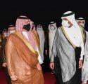 بالصور.. وزير الداخلية يصل الدوحة في زيارة رسمية لقطر