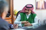 البرنامج السعودي لتنمية وإعمار اليمن ينسق مع محافظ عدن لإطلاق حزمة مشاريع تنموية جديدة