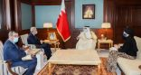 سعادة وزير الخارجية يستقبل سفير اليابان لدى مملكة البحرين