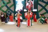 بالصور .. المدينة المنوّرة تحتضن مهرجان الثقافات والشعوب