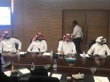 """عمل وتنمية الرياض """" يعقد ورشة عمل توطين وظائف مع مدراء موارد بشرية بشركات القطاع الخاص"""