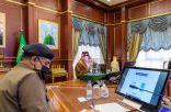 سمو نائب أمير منطقة المدينة المنورة يدشن فعاليات اليوم العالمي للدفاع المدني 2021