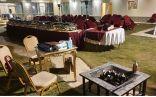 """جمعية المتقاعدين الأهلية بمنطقة الرياض تتوج """"الليلة الشتوية """"بزفة العروس الحجازية التي فاجأت الجميع"""