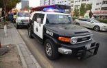 شرطة المدينة المنورة تنقذ طفلة ( 3 أعوام ) معلقة من عنقها من أعلى أحد الفنادق المهجورة