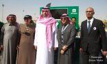 """تحت رعاية صاحب السمو الملكي الأمير عبد الله بن مساعد آل سعود رئيس الهيئة العامة للرياضة ، سباق العقبات الأفضل في العالم """"سبارتن ريس"""" والذي يُقام لأول مرة في المملكة"""