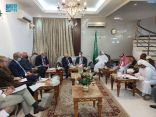 المملكة تقدم مليون دولار أمريكي لدعم بعثة الأمم المتحدة المتكاملة في السودان