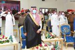 سمو أمير حائل يدشن فعاليات معرض البناء والتعمير الأول