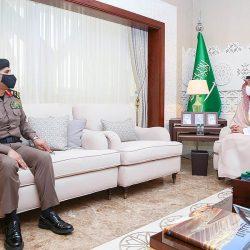 سمو أمير الجوف يتفقّد أحياء طبرجل ويفتتح مشروع حديقة الأمير نواف بن عبدالعزيز